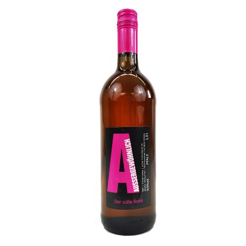 PAU - Der süße Rosé QbA