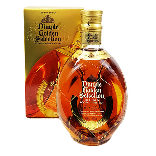 Dimple Golden Selection Blended Scotch Whisky 40%