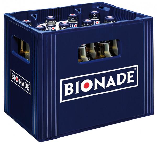 BIONADE Ingwer-Orange 12er