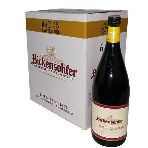 Bickensohler Spätburgunder Rotwein trocken