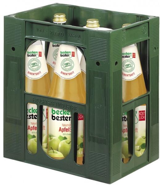 Beckers Bester Apfelsaft naturtrüb