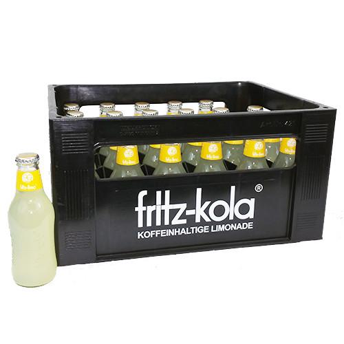 fritz-limo® zitronenlimonade