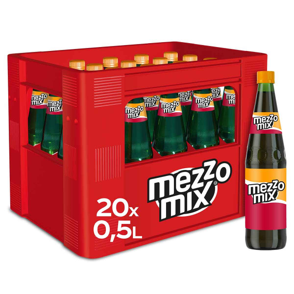 Mezzo Mix Orange