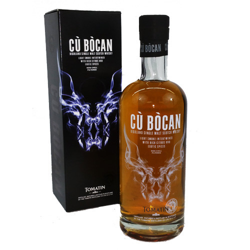 Tomatin - Cu Bocan Single Malt 46%