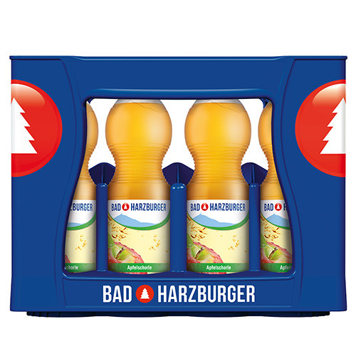 Bad Harzburger Apfelschorle PET-Cycle