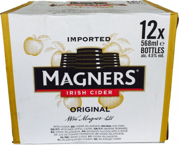 Magners Irish Cider Original