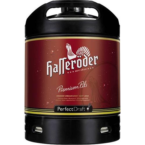 Hasseröder Premium Pils PerfectDraft