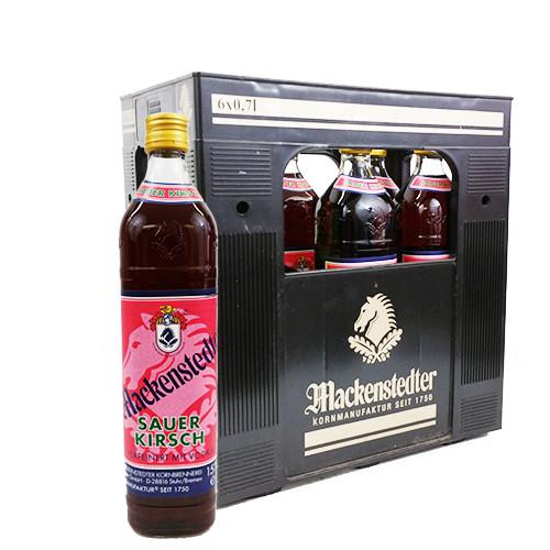 Mackenstedter Sauerkirsche mit Wodka 15%