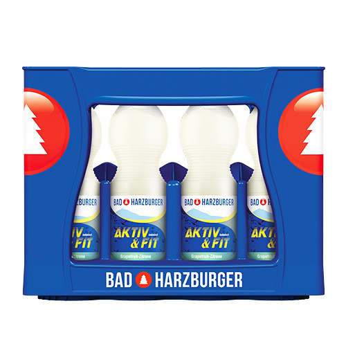 Bad Harzburger Aktiv & Fit Grapefruit-Zitrone
