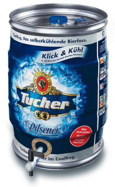 Tucher Pilsener CoolKeg