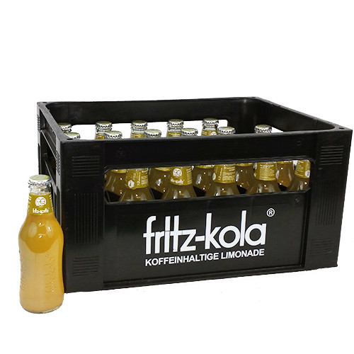 fritz-spritz® bio-apfelsaftschorle