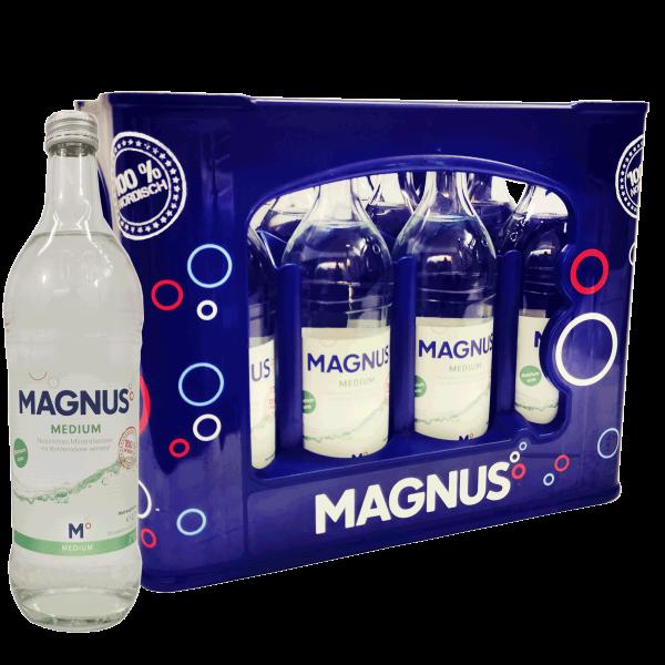 Magnus Mineralwasser Medium