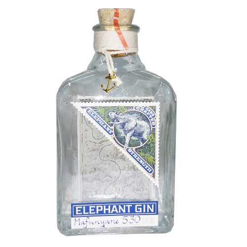 Elephant Strength Gin 57%