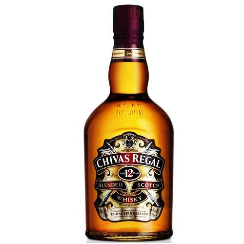 Chivas Regal 12 Years 40%
