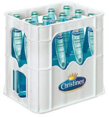 Christinen Brunnen Bio Medium