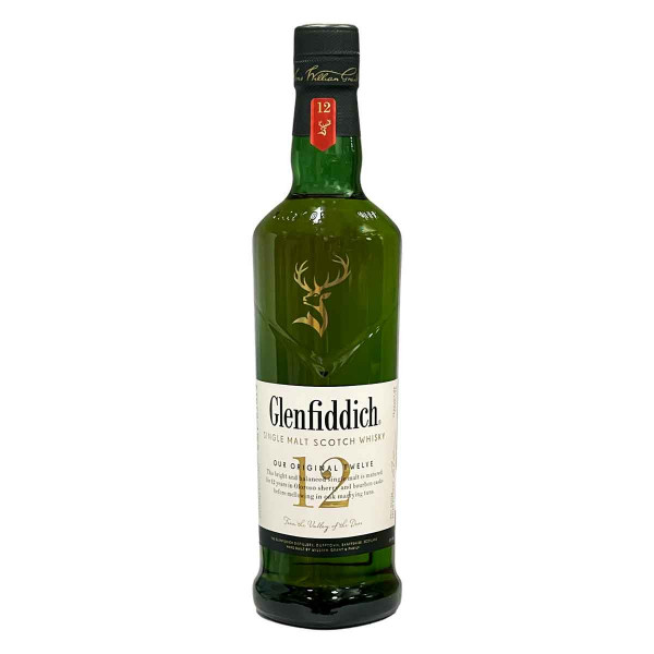 Glenfiddich 12 Years Old 40%