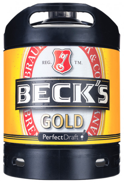 Beck's Gold PerfectDraft
