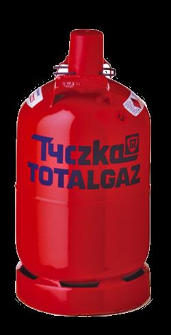 Gas Propan 11 kg rot (Füllung)