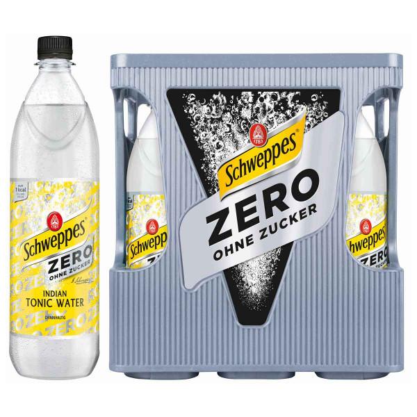 Schweppes Tonic Water Zero