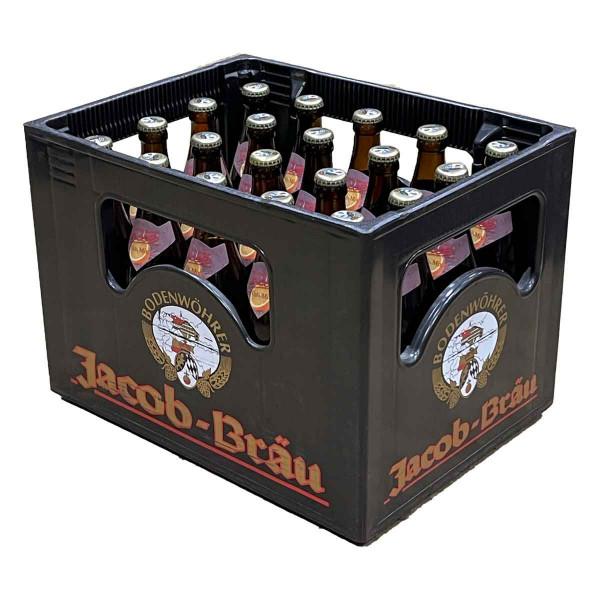 Jacob Cola-Mix (Kronkorken-Glas-Flasche)