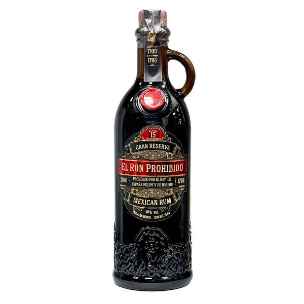EL RON PROHIBIDO Rum Solera 15 40%