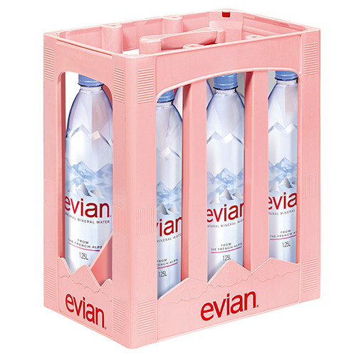 Evian Natriumarm