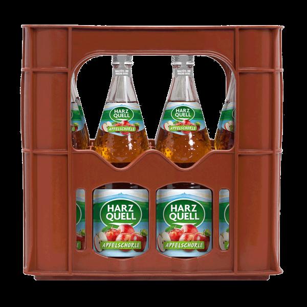 Harzquell Apfelschorle