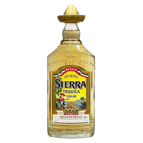Sierra Tequila Reposado (GOLD) 38%
