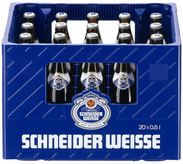Schneider Weisse Kristall TAP2