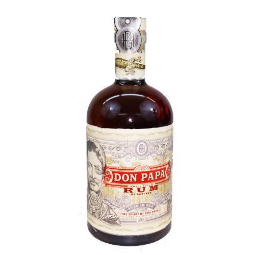 Don Papa Rum 7 Jahre 40%