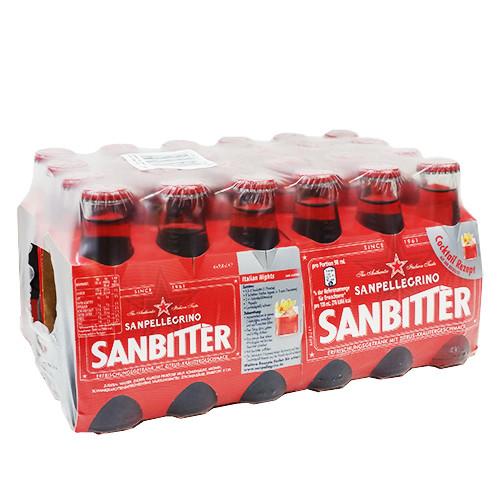 San Pellegrino Sanbitter 0,098l