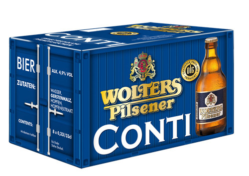 Wolters Pilsener CONTI