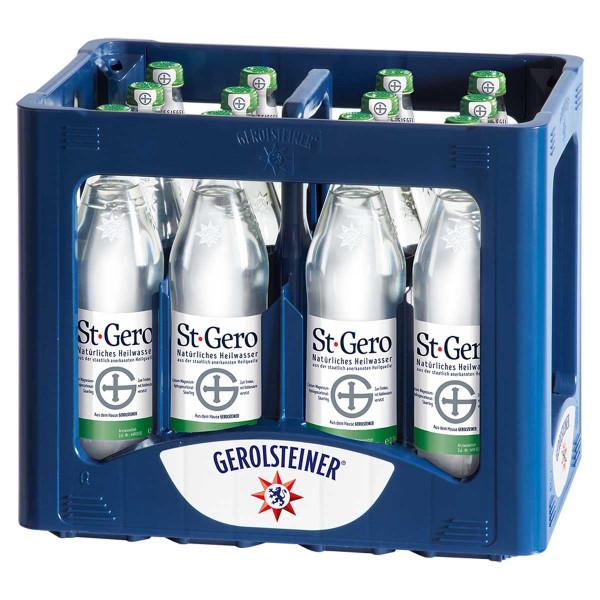 Gerolsteiner St. Gero Heilwasser (Indi-Flasche)