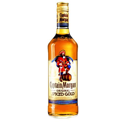 Captain Morgan Spiced Gold 35%