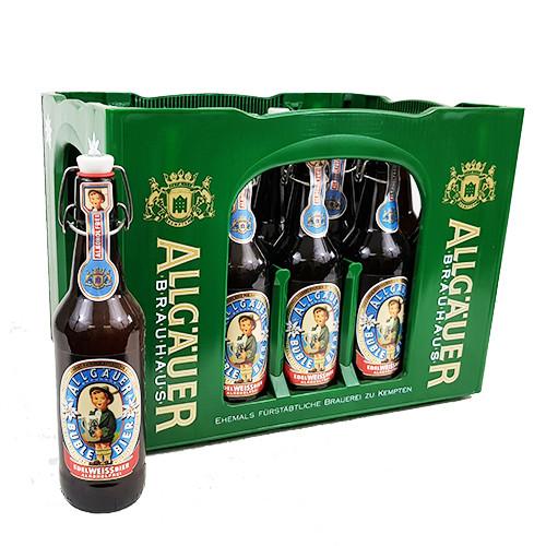 Allgäuer Büble Edelweissbier alkoholfrei